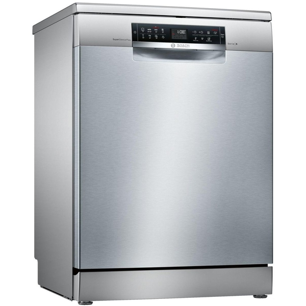 Bosch Serie 6 SuperSilence 60cm Free Standing Dishwasher (SMS68TI10M)