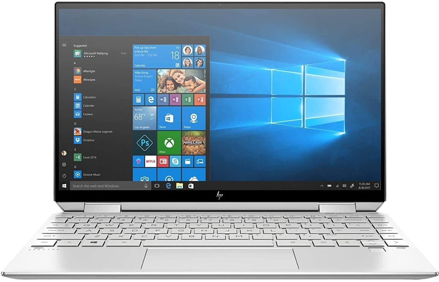 "HP Notebook PROC i5-1035G4, RAM 8 GB, SSD 256 GB, Shared Graphics,13"", WIN 10 13-AW0003E"