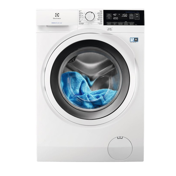 Electrolux 8KG Washer, 1400 RPM, White, Poland (EW6F3844BB)
