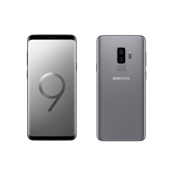 Samsung Galaxy S9 Plus Grey (SMG965-64GRY-EC)