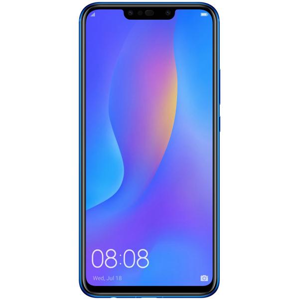 HUAWEI MOBILE PHONE / NOVA 3I ,6.3'', 128 GB ,4G , DUAL SIM, PURPLE (NOVA3IW-PR)