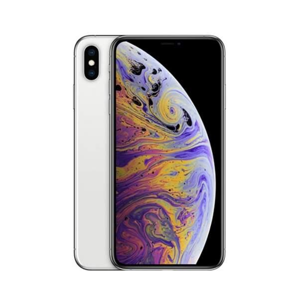 Apple iPhone Xs 512GB Smartphone, Silver (MT9M2-EC)