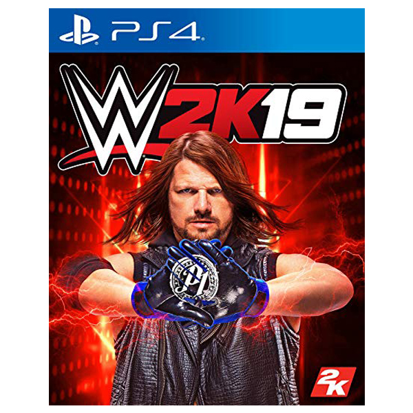 WWE 2K19 NMC -R SONY PS4 SOFTWARE [R] (CD24776)