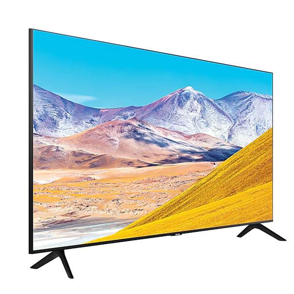 """Samsung 43"""" TU8000 Crystal UHD 4K Flat Smart TV (UA43TU8000U)"""