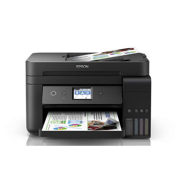 EPSON PRINTER / INK TANK SYSTEM,DUPLEX,PRINT, SCAN, COPY, WIFI L6190