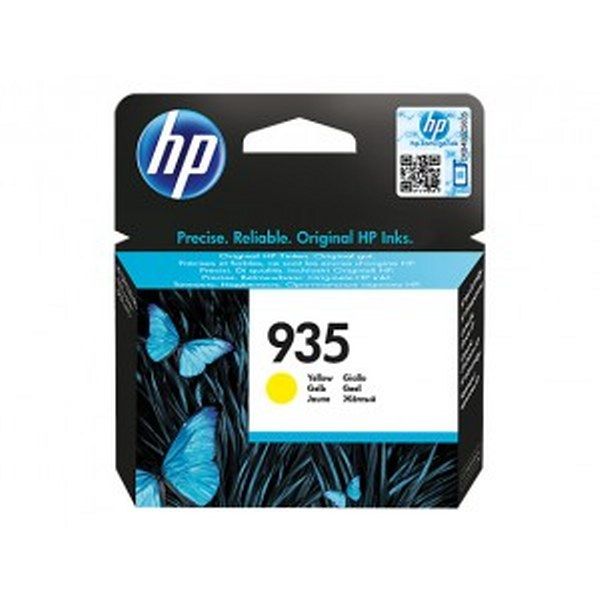 HP 935 Yellow Ink Cartridge (C2P22AE)