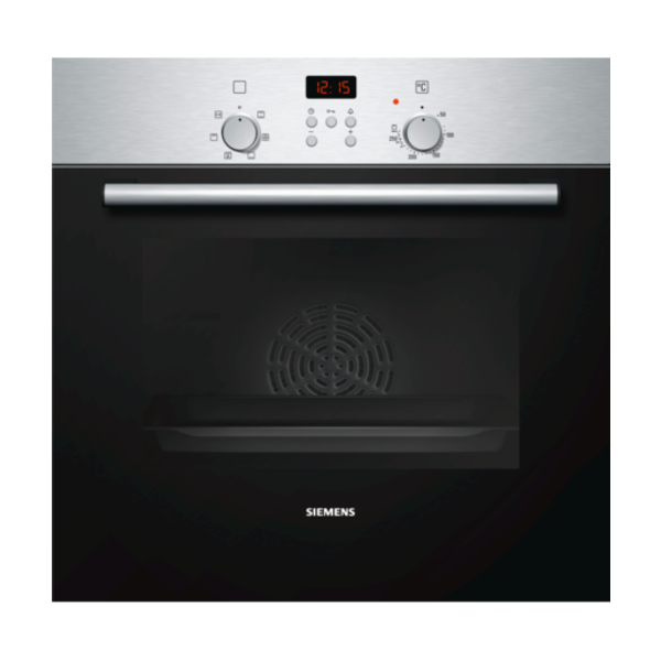Siemens Built-in single oven stainless steel (HB331E2M)