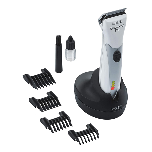 Moser Chromstyle Professional Cord/Cordless Hair Clipper (1871-0182 )