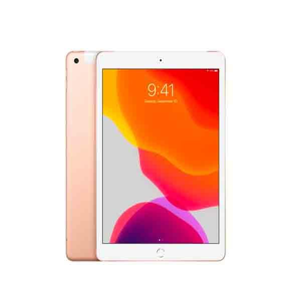 Apple iPad 10.2-inch Wi-Fi + Cellular 32GB - Gold (MW6D2AE/A)