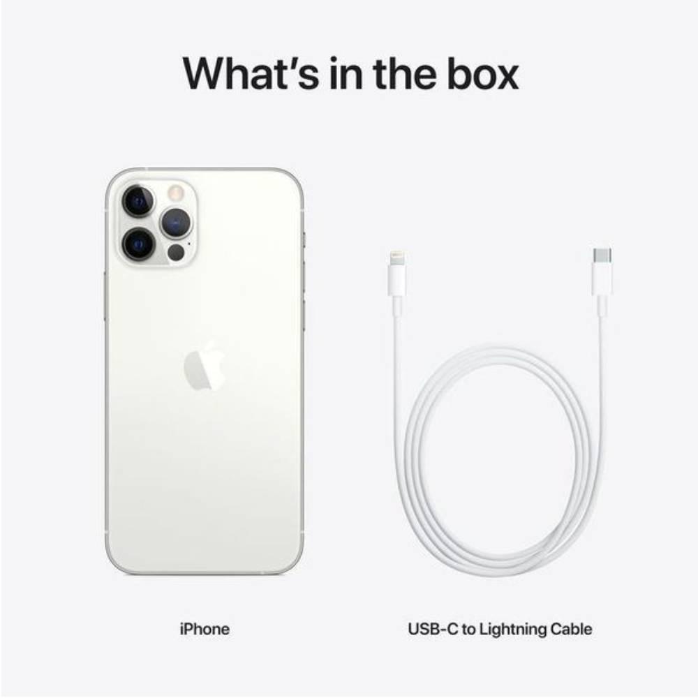Apple iPhone 12 Pro 128 GB Silver MGML3AA/A