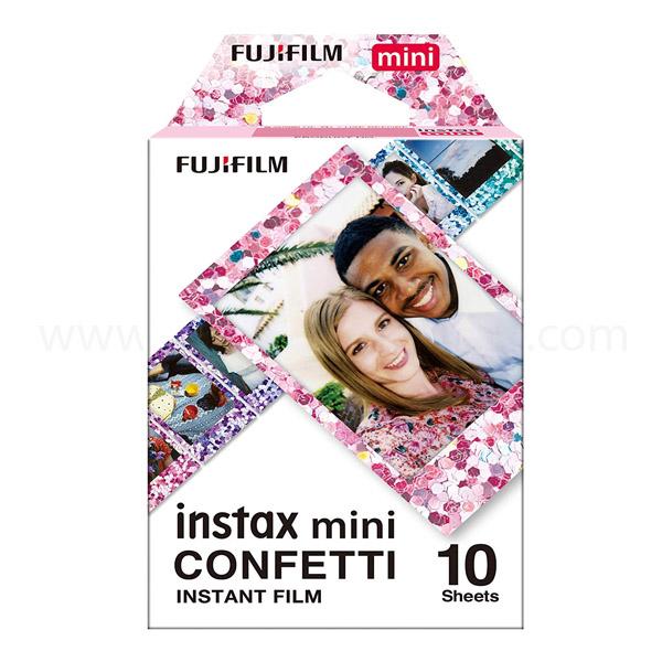 Fujifilm Instax Mini film 10 sheets (Confetti) INSTAXMINI10-CONFETT