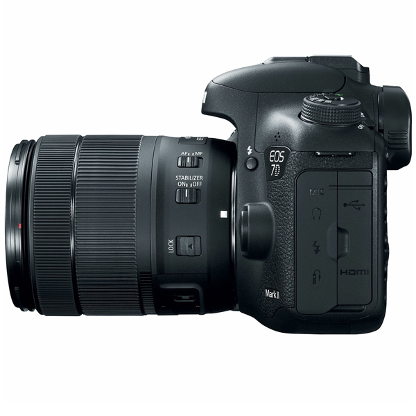 Canon EOS 7D MARK II 18-135 U + W-E1 (EOS7DKIT)