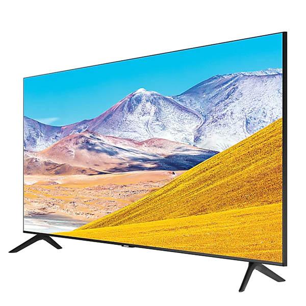 """Samsung 65"""" TU8000 Crystal UHD 4K Flat Smart TV (UA65TU8000U)"""
