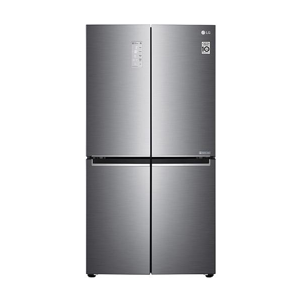 LG French Door Refrigerator, Side by Side GRB34FTLHL