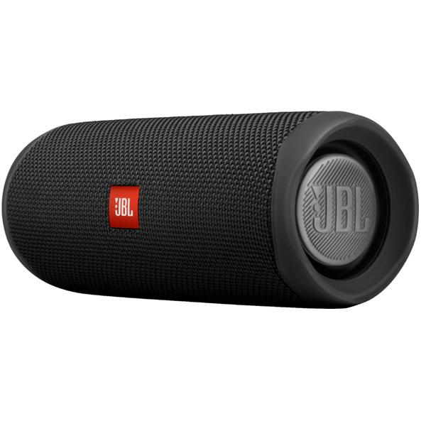 JBL Flip 5 Portable Waterproof Speaker FLIP5-BK Black (JBLFLIP5BLK)