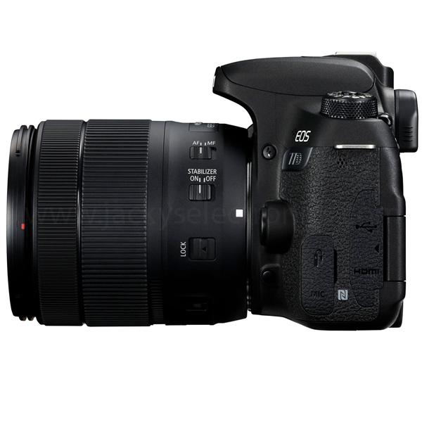 CANON EOS77D DSLR Camera  18-55 IS (EOS77DKIT)