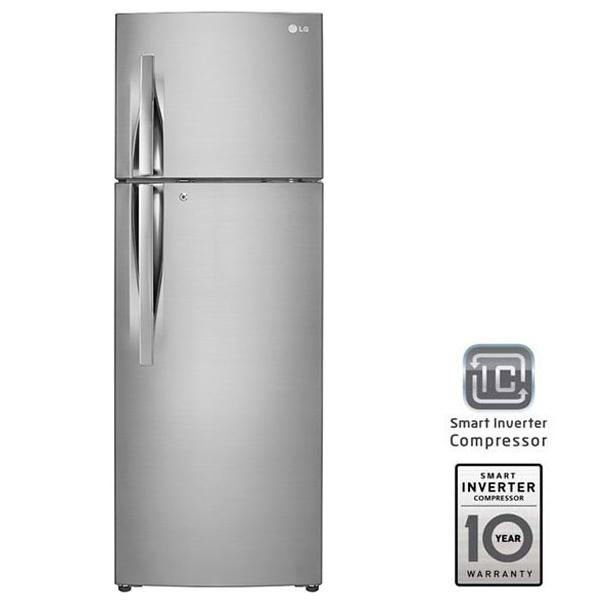 LG Top Mount Refrigerator 390Ltrs(GR-B392RLHL)