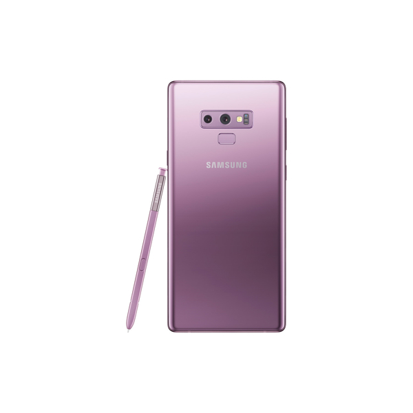 Samsung Galaxy Note 9 Smartphone, 128GB, Lavender Purple (SMN960FW-128GBPR-EC)