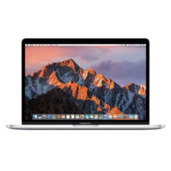 Apple Macbook Pro with Touch Bar, 8th Gen 2018, 15.4 Inch, Intel Core i7, 16GB RAM, 512GB, Silver (MR972AB/A)