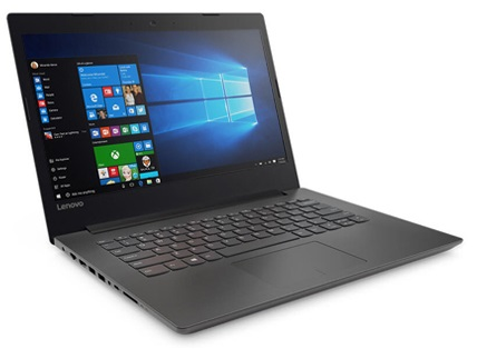 "Lenovo Ideapad 130-15 {I130-A5AX / 81H700A5AX} Intel Core i3-7020U, 4GB Ram, 1TB HDD, Shared Graphic Card, 15.6"" HD LED Screen, Windows 10"