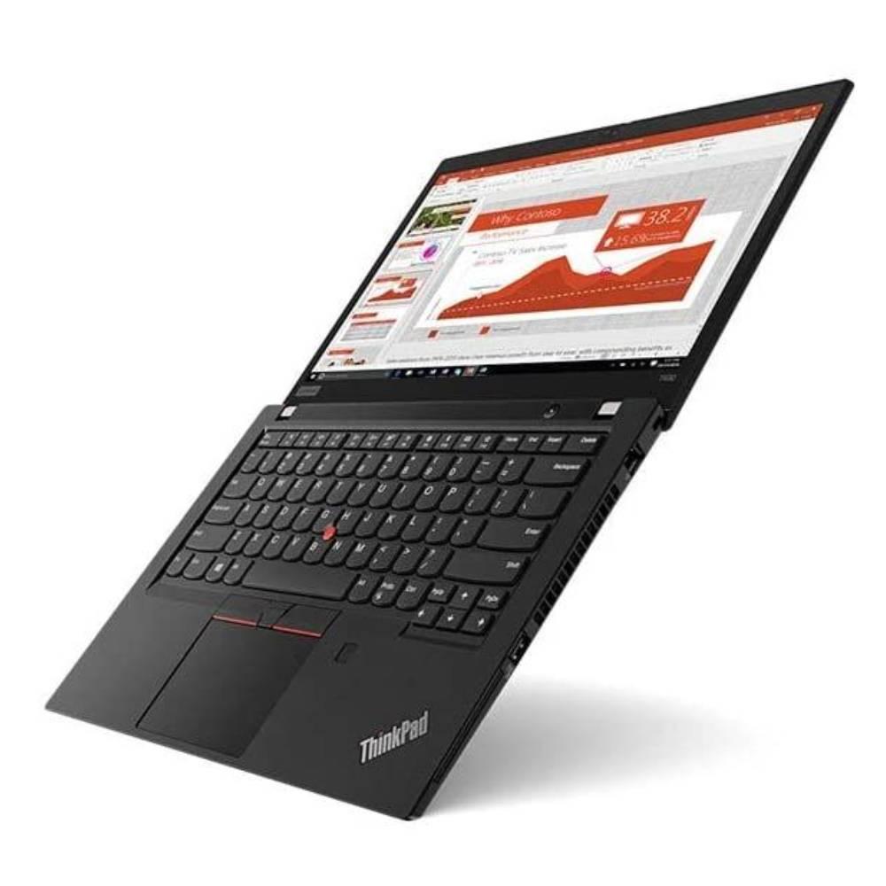 """LENOVO T490 ThinkPad i7-8565U 8GB RAM 512GB SSD 2GB GRAPHICS Win 10 Pro 64 14""""FHD SCREEN"""