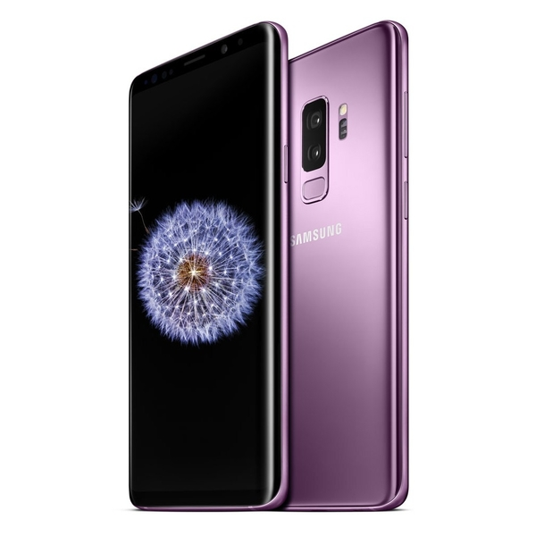 Samsung Galaxy S9 Plus 64GB, Purple (SMG965FW-64GBPR)
