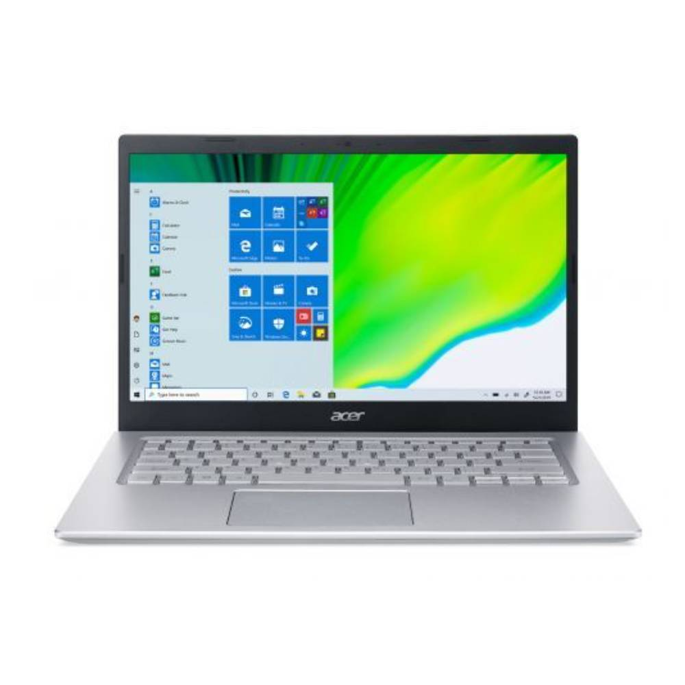 ACER NoteBook CORE I7-11Gen RAM 12GB SSD 1TB GRAPHICS 2GB 14inch WINDOWS 10 SILVER A514-54G-70F8