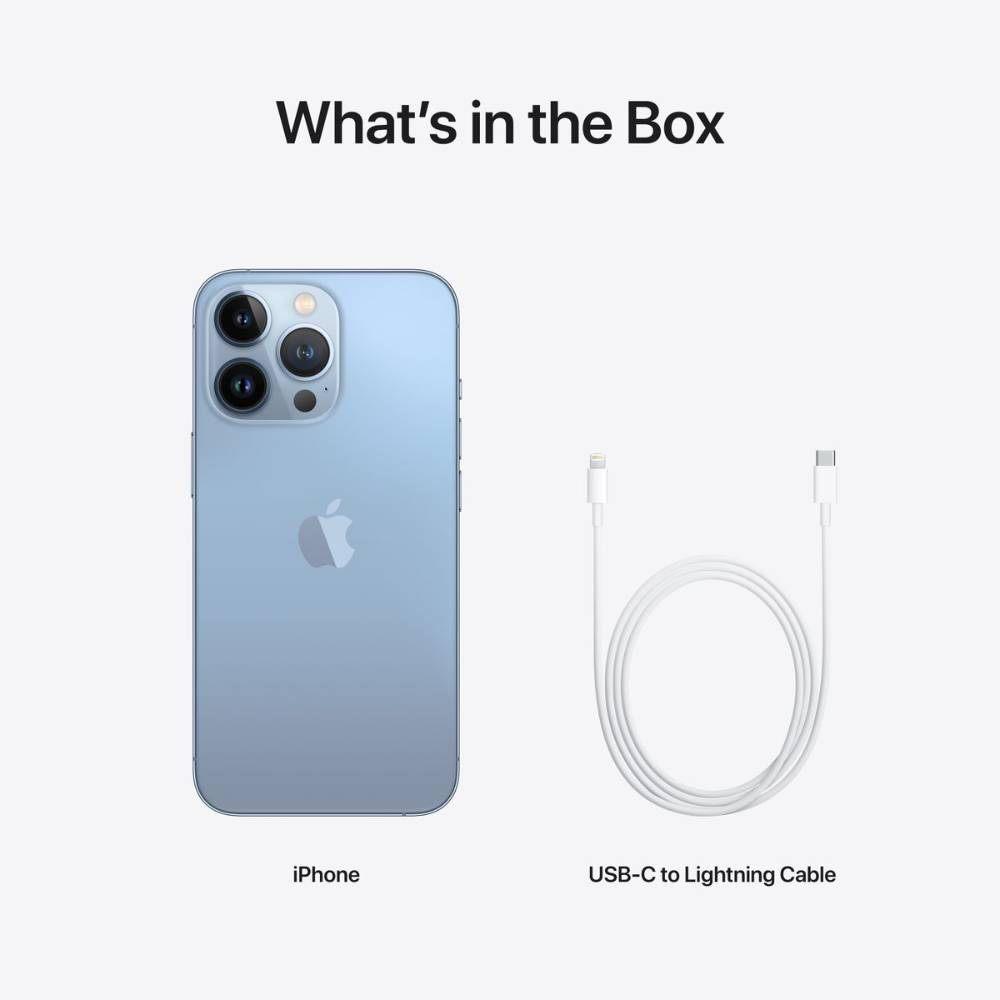 Apple iPhone13 ProMax 256GB Sierra Blue - MLLE3AA/A