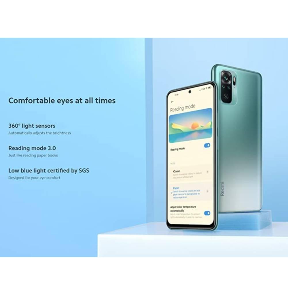 XIAOMI MOBILE PHONE / REDMI NOTE 10 6/128GB ONYX GRAY MINOTE10-6-128GBGY