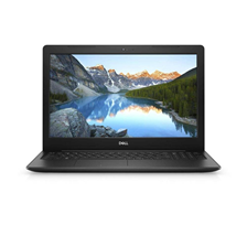DELL NOTEBOOK CORE I7 10th Gen RAM 12GB SSD 512GB GRAPHICS SHARED Screen 15.6  Windows 10 INS3593-7644-BK