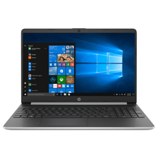 Hp NoteBook core i3-11th GEN RAM 4GB SSD 256GB Windows10 Silver 15S-FQ2000