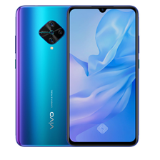VIVO SMART PHONES S1 PRO 8GBRAM, 128GB, DUAL SIM, 4G LTE,  NEBULA BLUE (VIVOS1PRO-128GB-NB)