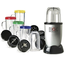 17Pc Set Nutribullet (MBR-1712M)