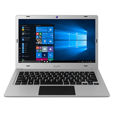 ILIFE NB (SILVER IL-ZEDAIRLITE-SL ) PROC INTEL QUAD CORE , RAM 2GB, HDD 32GB ,11.6'', WIN 10 (ZEDAIRLITE-SL)
