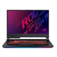 Asus ROG Strix G G531GT-BQ124T 90NR01L3-M07590 Core i5 9th Gen Windows 10 Home Gaming Laptop 8 GB RAM, 1 TB SSD, NVIDIA Geforce GTX 1650 + 4 GB Graphics, 39.62cm, Black