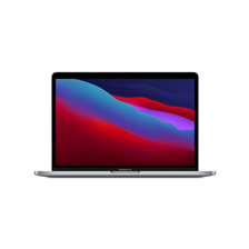 "MacBook Pro 13"" M1 chip 256GB SSD 8‑core CPU and 8‑core GPU 8GB RAM Space Grey Arabic English Keyboard"