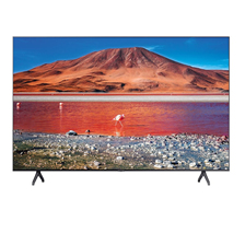"Samsung 55"" TU7000 Crystal UHD 4K Flat Smart TV (UA55TU7000U)"