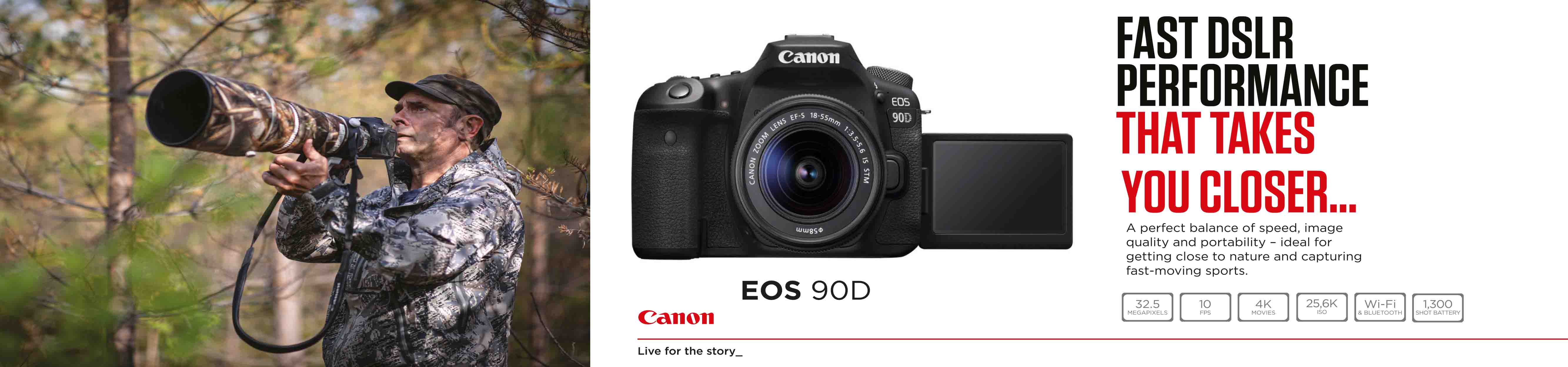 Cano Eos 90D