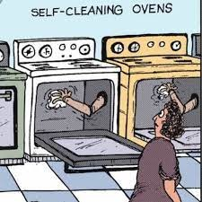 Tips to use self-cleaning oven and its benefits.